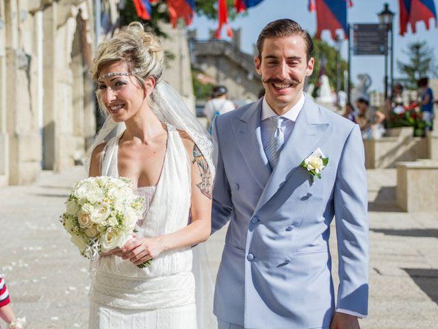 Il matrimonio di Geremia e Laura a San Marino, San Marino 7
