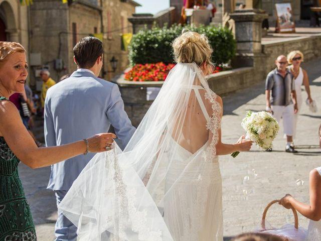 Il matrimonio di Geremia e Laura a San Marino, San Marino 8