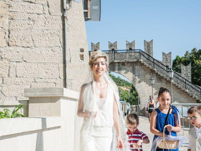 Il matrimonio di Geremia e Laura a San Marino, San Marino 9