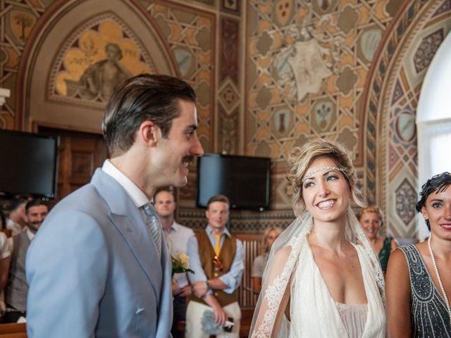 Il matrimonio di Geremia e Laura a San Marino, San Marino 15