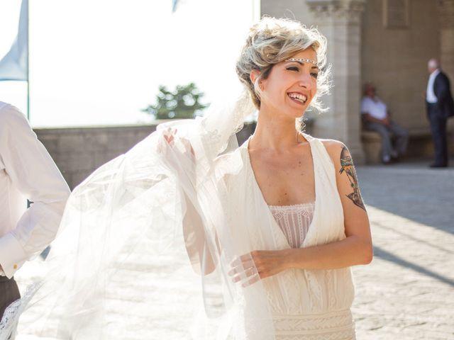 Il matrimonio di Geremia e Laura a San Marino, San Marino 18