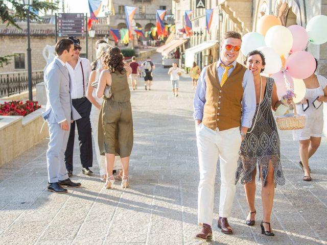 Il matrimonio di Geremia e Laura a San Marino, San Marino 19
