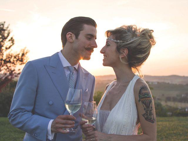 Il matrimonio di Geremia e Laura a San Marino, San Marino 35