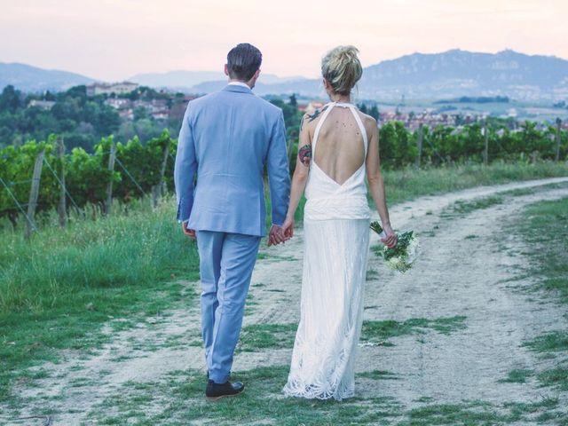Il matrimonio di Geremia e Laura a San Marino, San Marino 40