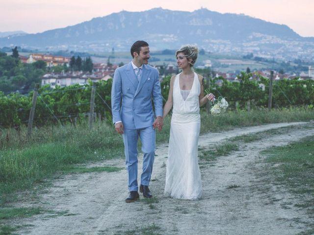 Il matrimonio di Geremia e Laura a San Marino, San Marino 41