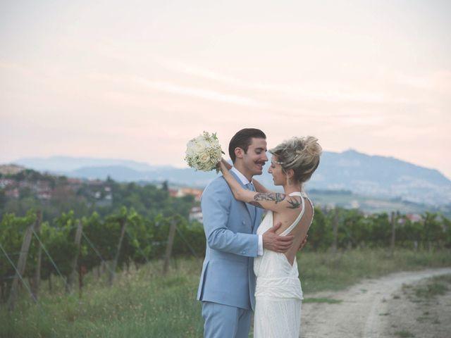 Le nozze di Laura e Geremia