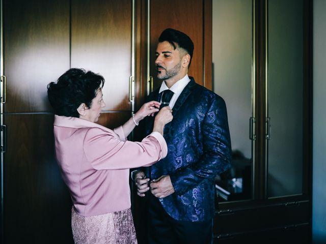 Il matrimonio di Adriana e Giuseppe a Potenza, Potenza 12