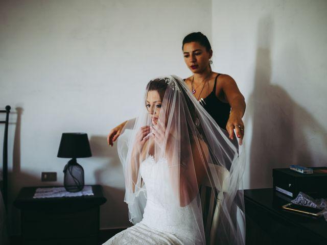 Il matrimonio di Adriana e Giuseppe a Potenza, Potenza 28