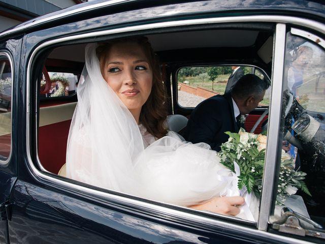 Il matrimonio di Adriana e Giuseppe a Potenza, Potenza 34
