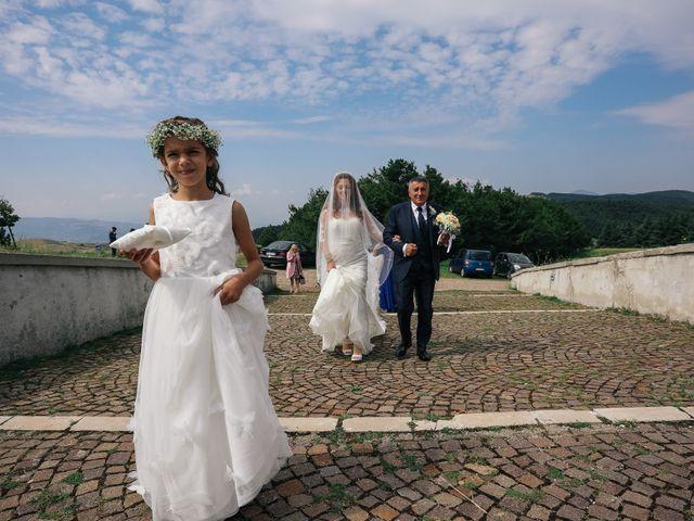 Il matrimonio di Adriana e Giuseppe a Potenza, Potenza 35