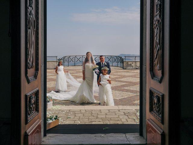 Il matrimonio di Adriana e Giuseppe a Potenza, Potenza 36