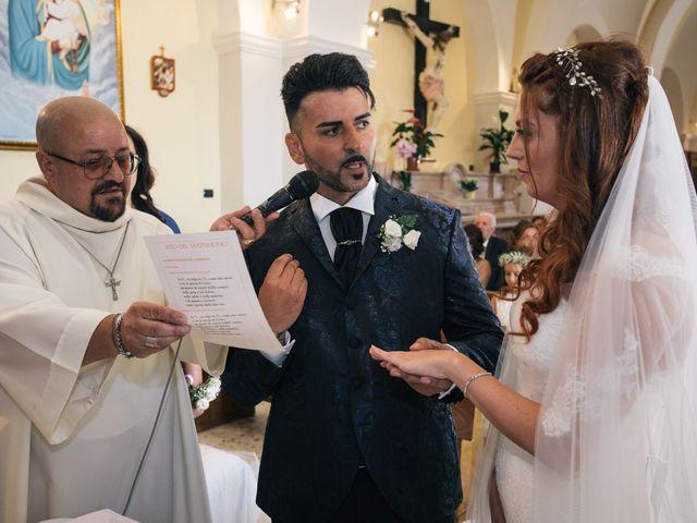 Il matrimonio di Adriana e Giuseppe a Potenza, Potenza 37