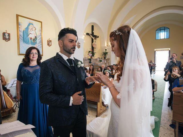 Il matrimonio di Adriana e Giuseppe a Potenza, Potenza 38
