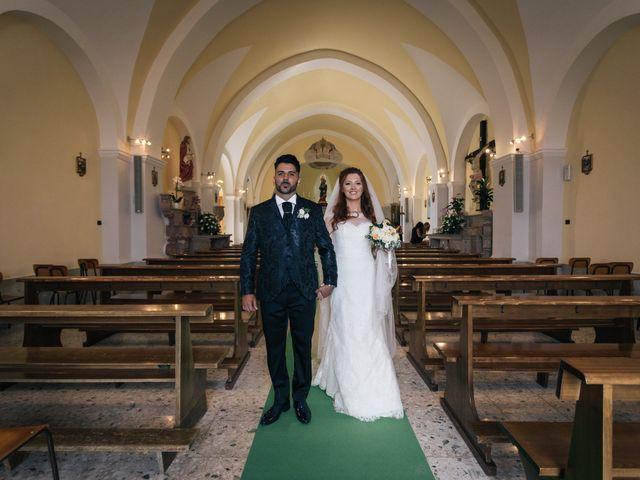 Il matrimonio di Adriana e Giuseppe a Potenza, Potenza 39