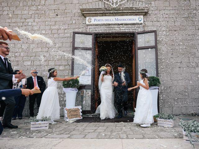 Il matrimonio di Adriana e Giuseppe a Potenza, Potenza 40
