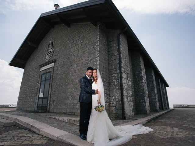 Il matrimonio di Adriana e Giuseppe a Potenza, Potenza 42