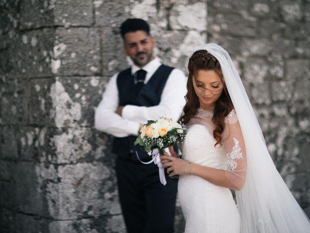 Il matrimonio di Adriana e Giuseppe a Potenza, Potenza 43