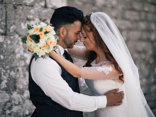 Il matrimonio di Adriana e Giuseppe a Potenza, Potenza 45