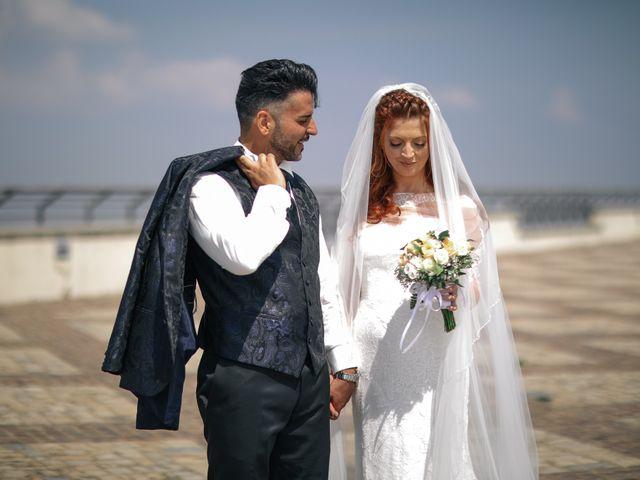 Il matrimonio di Adriana e Giuseppe a Potenza, Potenza 46