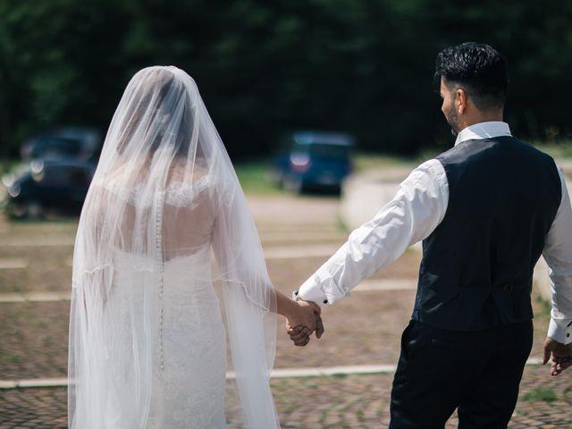 Il matrimonio di Adriana e Giuseppe a Potenza, Potenza 47