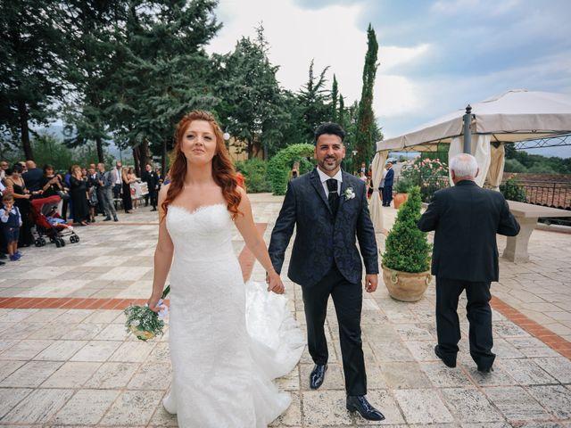 Il matrimonio di Adriana e Giuseppe a Potenza, Potenza 48