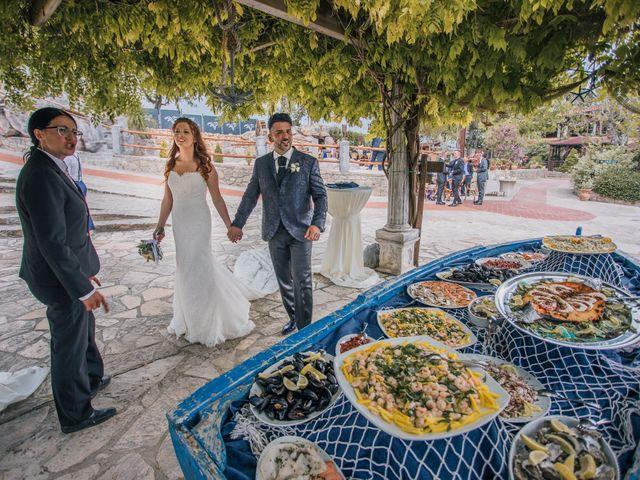 Il matrimonio di Adriana e Giuseppe a Potenza, Potenza 49