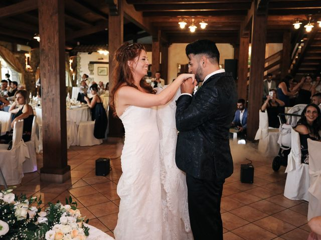 Il matrimonio di Adriana e Giuseppe a Potenza, Potenza 52