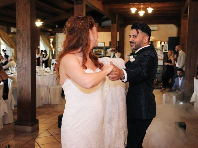 Il matrimonio di Adriana e Giuseppe a Potenza, Potenza 53