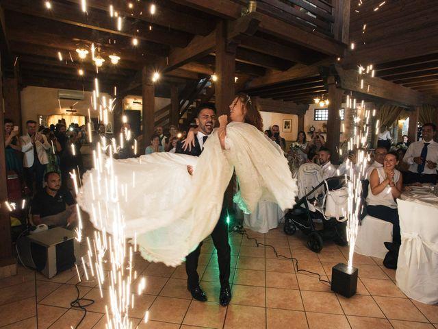 Il matrimonio di Adriana e Giuseppe a Potenza, Potenza 55