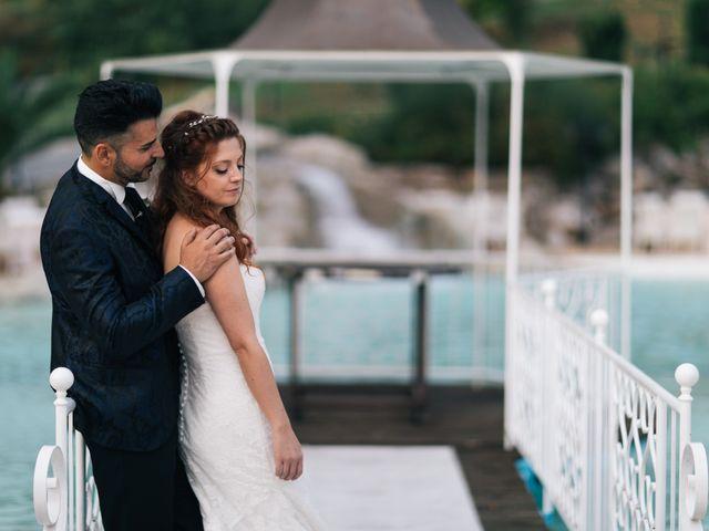 Il matrimonio di Adriana e Giuseppe a Potenza, Potenza 58