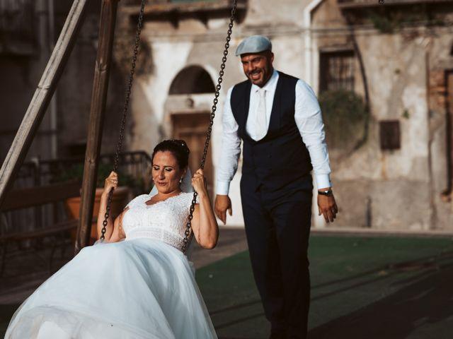 Il matrimonio di Tomas e Anna a Barcellona Pozzo di Gotto, Messina 32