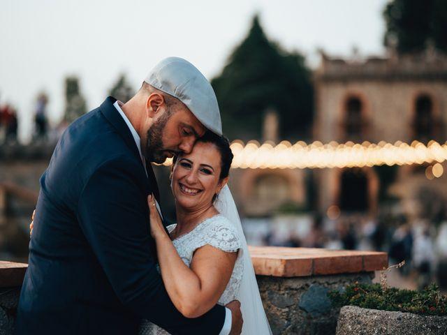 Il matrimonio di Tomas e Anna a Barcellona Pozzo di Gotto, Messina 34