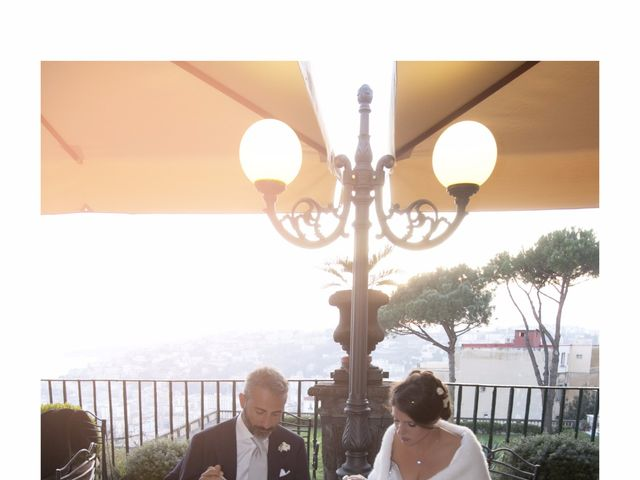 Il matrimonio di Vincenzo e Diby a Napoli, Napoli 9