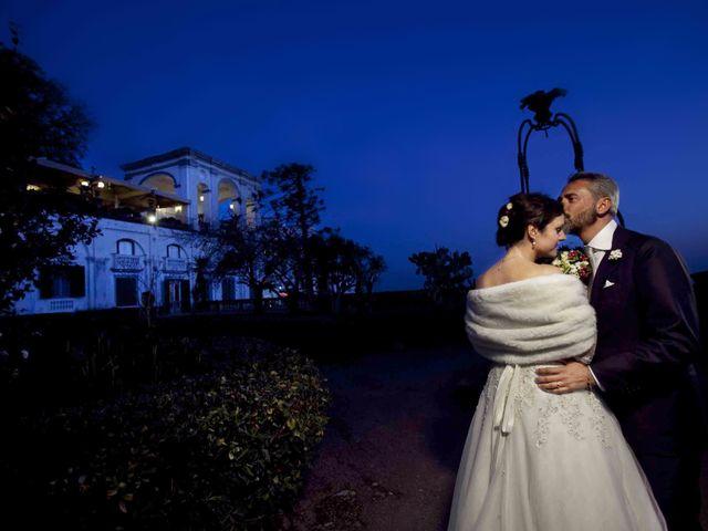 le nozze di Diby e Vincenzo