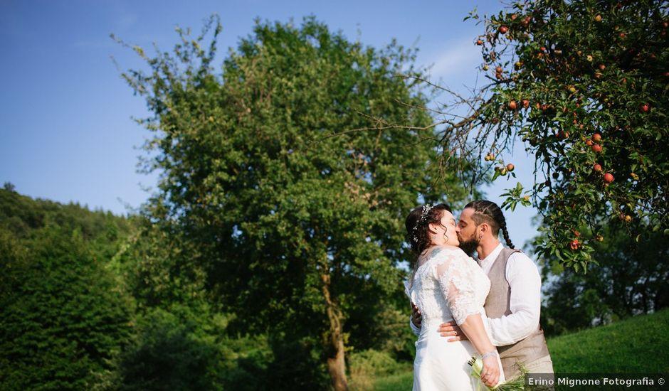 Il matrimonio di Aldo e Nicole a Borgofranco d'Ivrea, Torino
