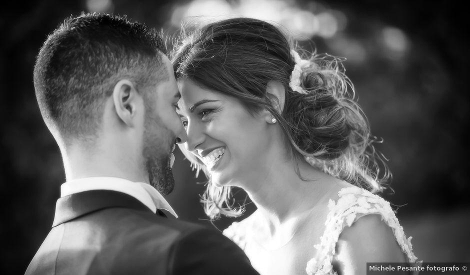 Il matrimonio di Antonio e Carolina a Foggia, Foggia