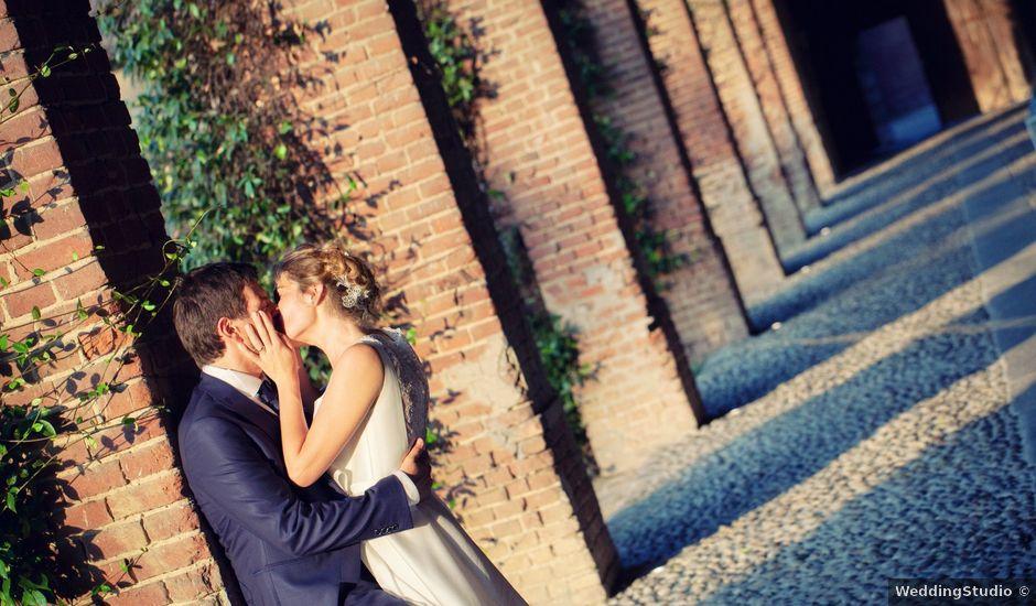 Il matrimonio di Lorenzo e Erika a Novara, Novara