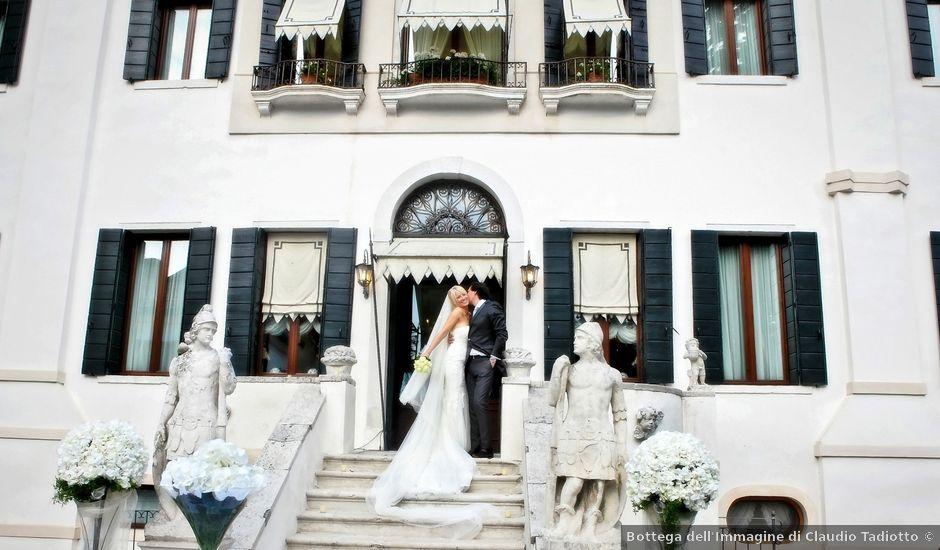 Il matrimonio di Alberto e Giuliana a Jesolo, Venezia