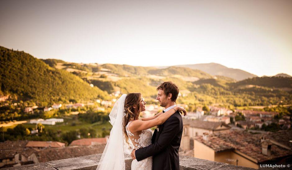 Il matrimonio di Andrea e Valentina a Pesaro, Pesaro - Urbino