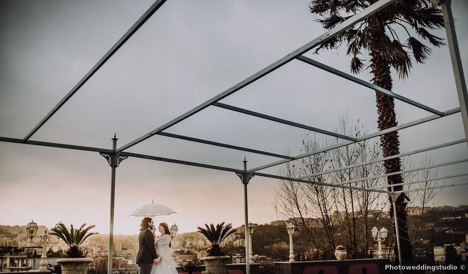 Il matrimonio di Marco e Liana a Napoli, Napoli