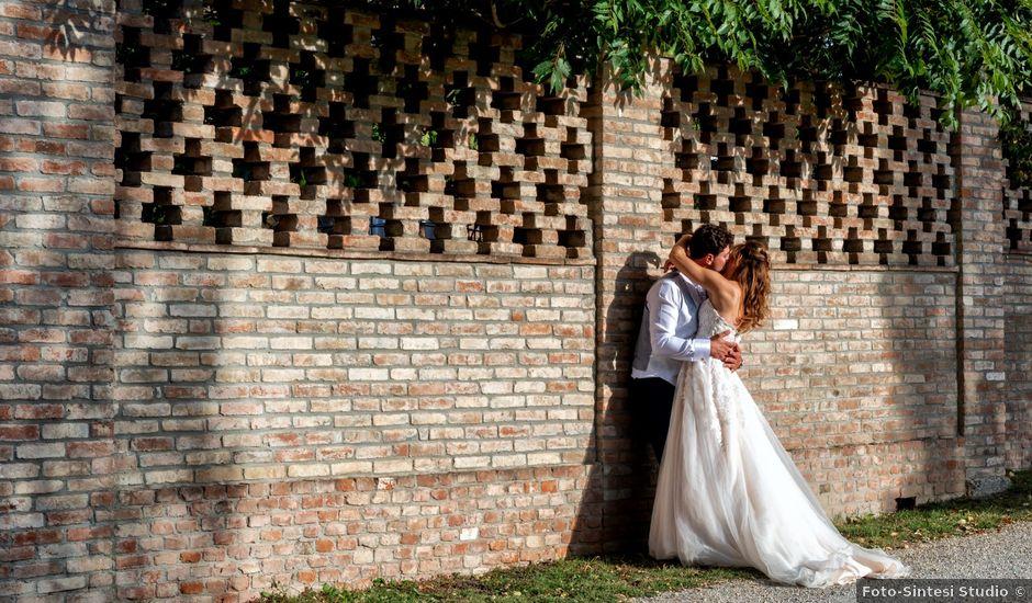 Il matrimonio di Daniele e Romina a Casalnoceto, Alessandria
