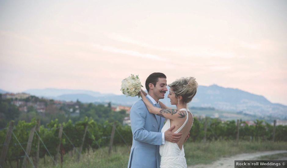 Il matrimonio di Geremia e Laura a San Marino, San Marino