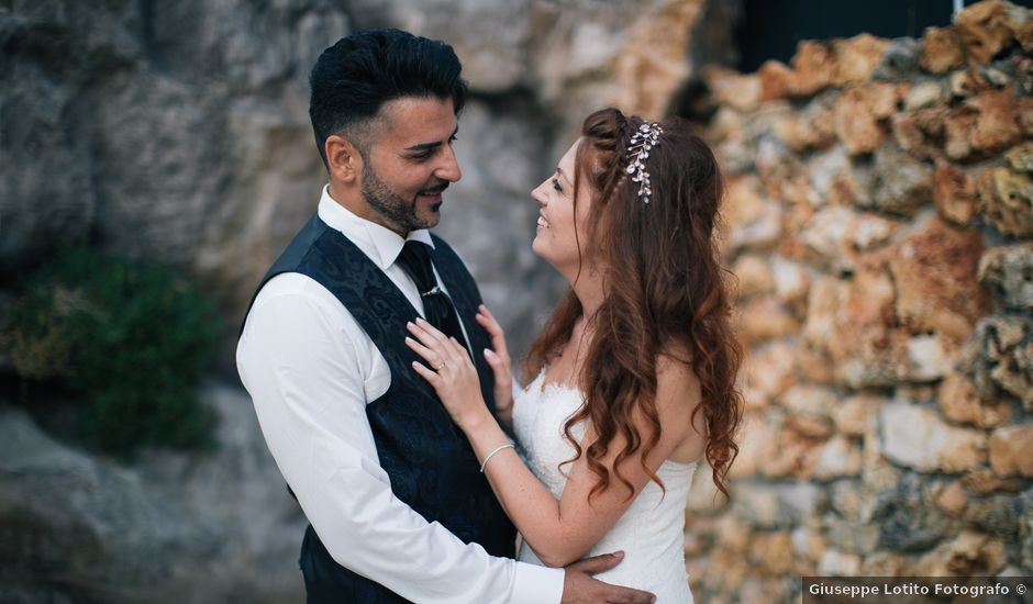 Il matrimonio di Adriana e Giuseppe a Potenza, Potenza