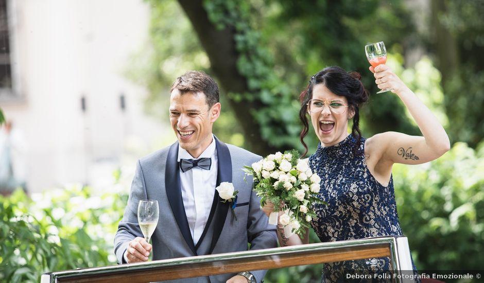 Il matrimonio di Matteo e Alice a Corbetta, Milano