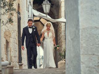 Le nozze di Tony e Nicola