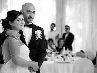 Le nozze di Hanya e Fabio