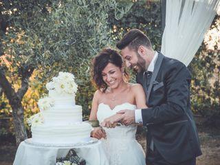 Le nozze di Laura e Nico