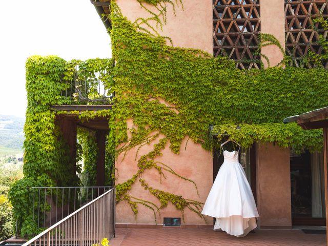 Il matrimonio di Isaac e Alice a Greve in Chianti, Firenze 1