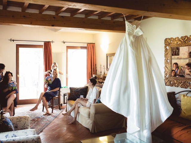 Il matrimonio di Isaac e Alice a Greve in Chianti, Firenze 2