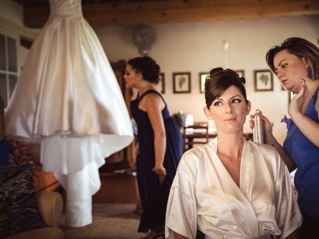 Il matrimonio di Isaac e Alice a Greve in Chianti, Firenze 12